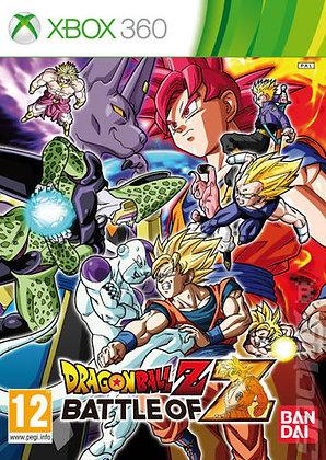 Dragonball Z Battle Of Z