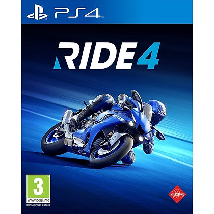 Ride 4 PS4 Game