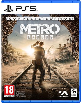 Metro Exodus - Complete Edition - PlayStation 5