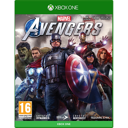 Marvel's Avengers Xbox One Game (BETA Access and Bonus DLC)
