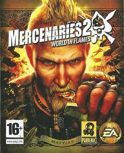 Mercenaries 2:World in Flames