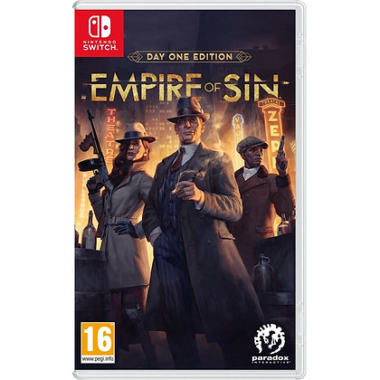 Empire of Sin Day One Edition Nintendo