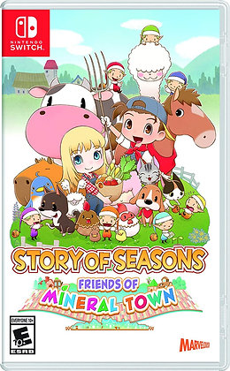 Story Seasons Friends of Mineral Town