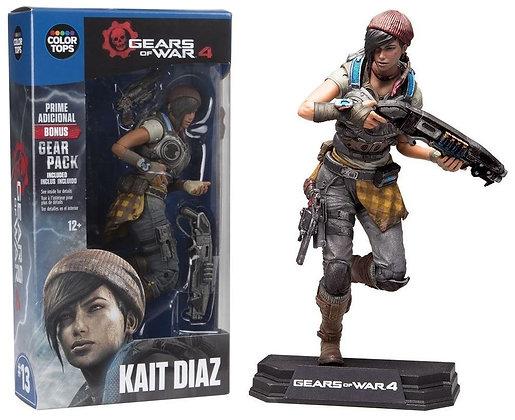 Gears of War 4:Kait Diaz Figure