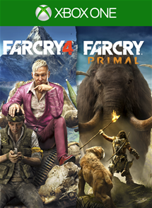 Far Cry 4 + Far Cry Primal Double Pack