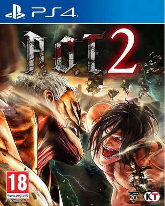 Attack On Titan 2 (A.O.T) Wings Of Freedom