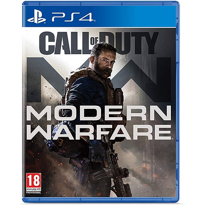 Call of Duty Modern Warfare [2019] PS4