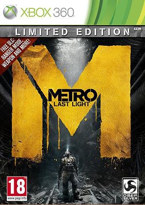 Metro Last Night Limited Edition
