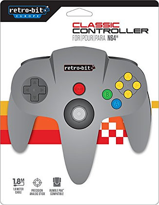 Classic Controller for N64