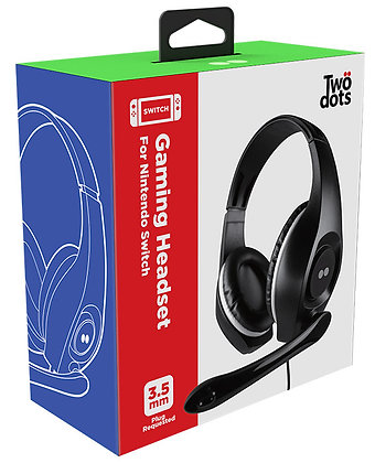 TWO DOTS Switch Headset