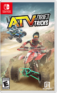 ATV Drift Tricks