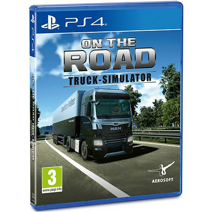 On The Road Truck Simulator - PlayStation 4