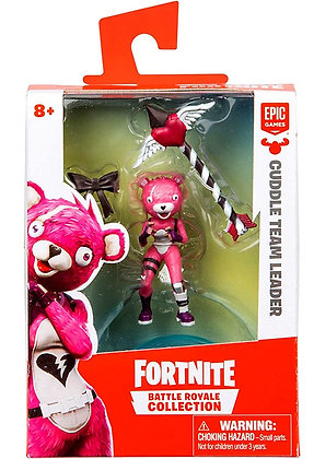 Fortnite Battle Royale Collection Cuddle Team Leader 2-Inch Mini Figure