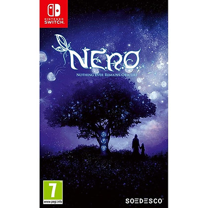 N.E.R.O (NERO) Nothing Ever Remains Obscure Nintendo Switch