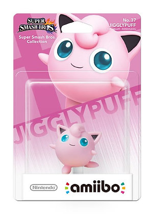 AMIIBO Super Smash Bros Jigglypuff