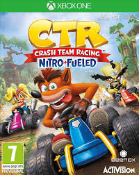 Crash Team racing:Nitro Fueled