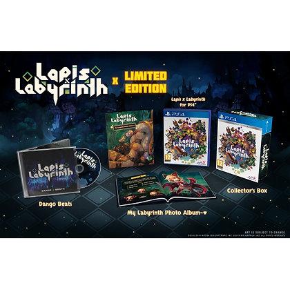 Lapis x Labyrinth X Limited Edition