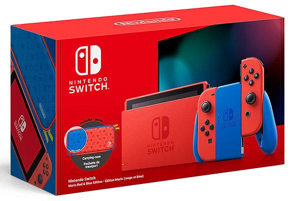 Nintendo Switch Spec.Ed. Mario + SUPER MARIO 3D WORLD