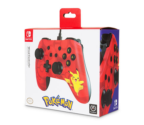 Wired Controller Pokemon