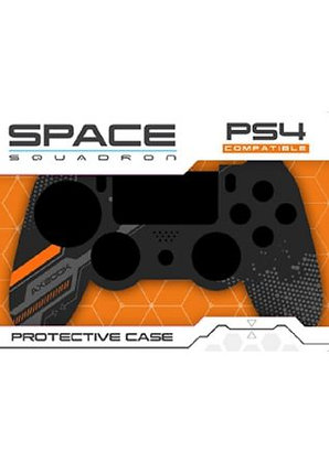 Space Squadron PS4 Controller Protective Case (Black)