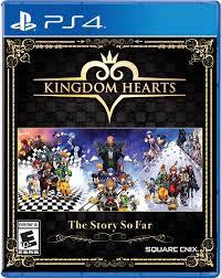 Kingdom Hearts:The Story so Far
