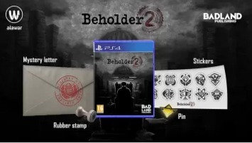 Beholder 2 - Big Brother Edition /PS4