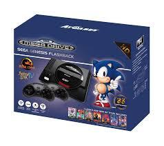 AT Games Arcade Classic Sega Mega Drive Flashback Wireless Mini HD Console