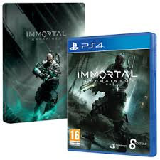 Immortal Unchained + Steelbook