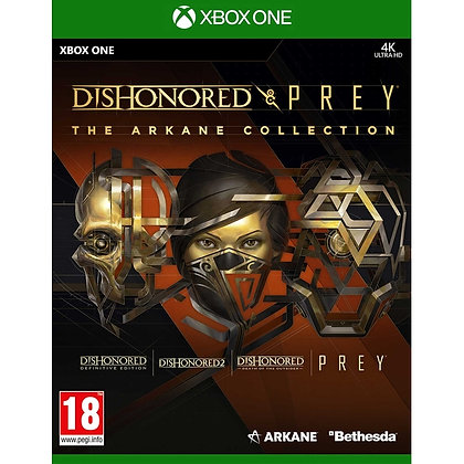 Dishonored & Prey The Arkane Collection Xbox