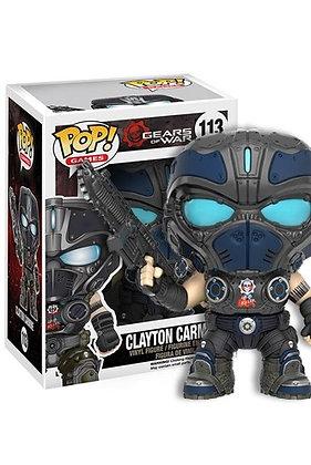 Gears of War: Clayton Carmine (113)