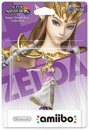 Amiibo Super Smash Bros Zelda