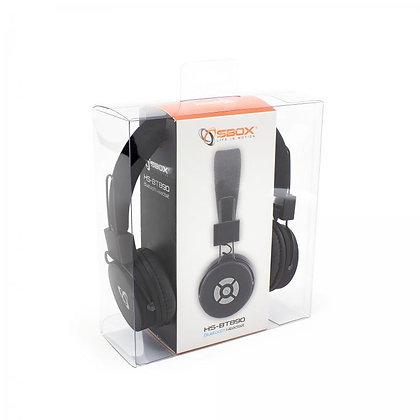 HEADSET SBOX Bluetooth HS-BT890 Black