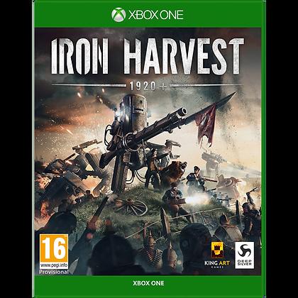 Iron Harvest Xbox One Game