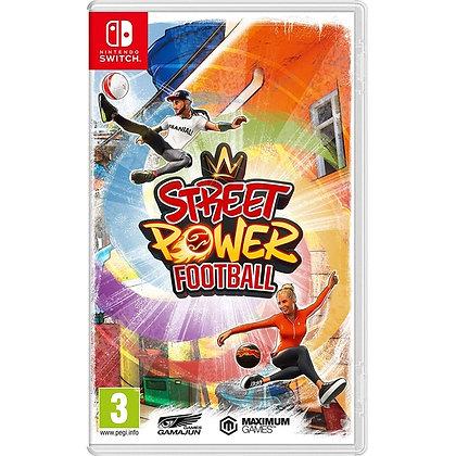Street Power Football Nintendo