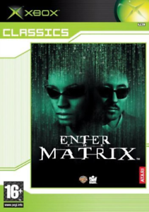 Enter Matrix