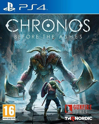 Chronos: Before the Ashes - PlayStation 4