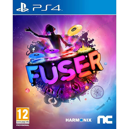 FUSER PS4 Game