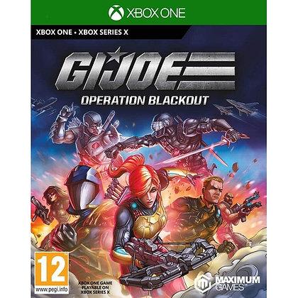 GI Joe Operation Blackout Xbox