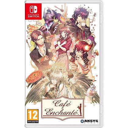 Cafe Enchante Nintendo Switch Game