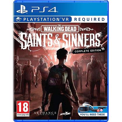 The Walking Dead Saints & Sinners Complete Edition