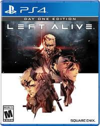 Left Alive:Day One Edition