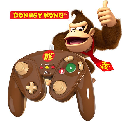 Wired Fight Pad- Donkey Kong