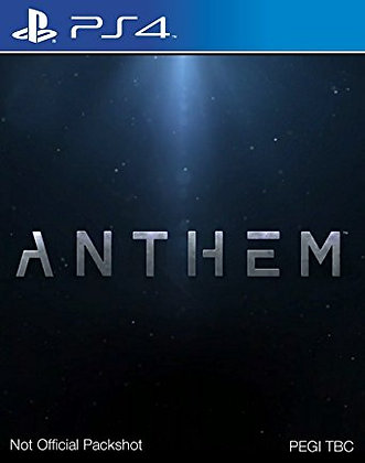 Anthem Ps4/Xb1 11/17
