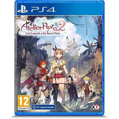 Atelier Ryza 2 Lost Legends & The Secret Fairy PS4