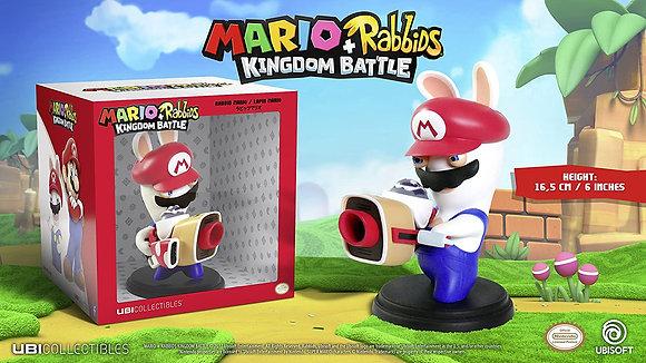 "Mario+Rabbids Kingdom Battle Rabbid Mario 6"" Figure [Ubisoft]"