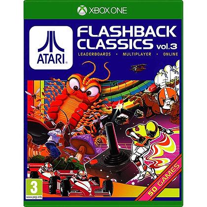 Atari Flashback Classics Volume 3 Xbox One Game