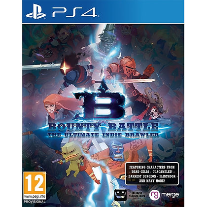 Bounty Battle The Ultimate Indie Brawler PS4 Game - Image 1 Bounty Battle The U