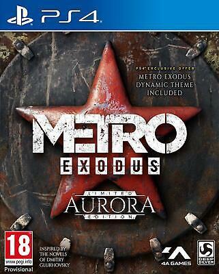 Metro Exodus Limited Aurora Edition
