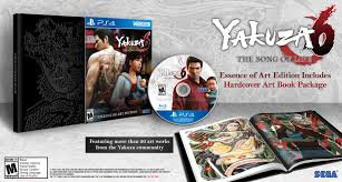 Yakuza 6:Essence of Art Ed.