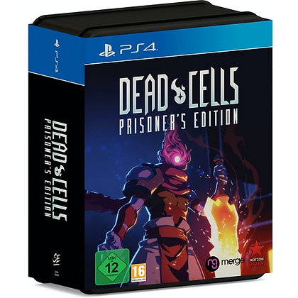 Dead Cells Prisoner's Edition PS4 Game